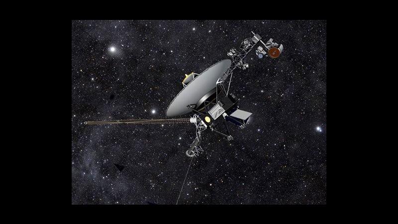 Spazio, Nasa: Sonda Voyager 1 ha lasciato sistema solare
