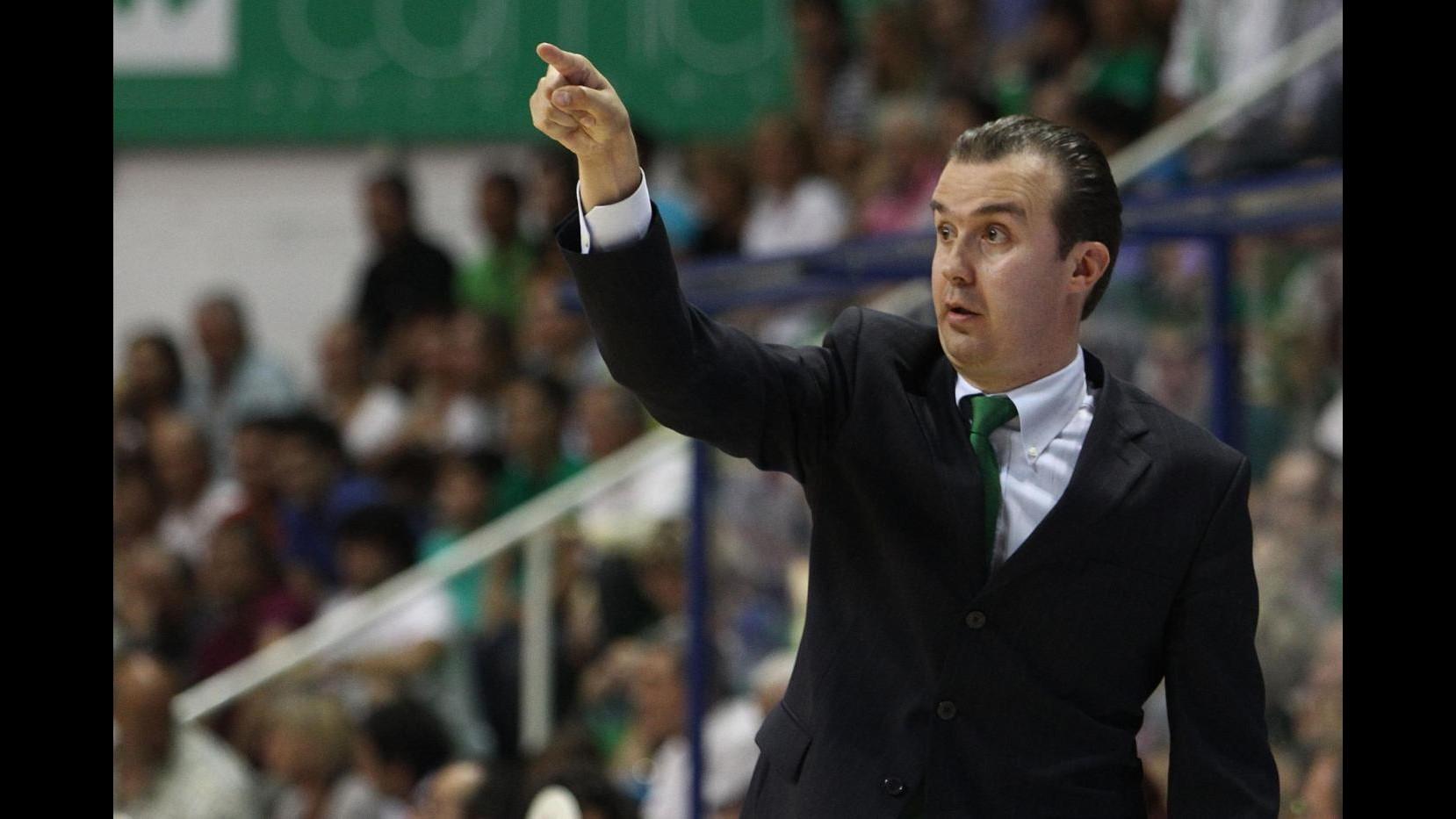 Basket, Pianigiani: Resto a Siena per continuare a vincere