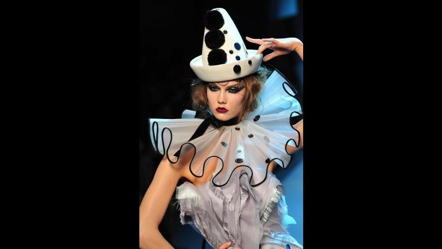 Haute couture, prima sfilata di Dior senza l'estro di John Galliano