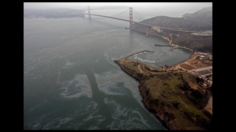 Usa, terremoto di magnitudo 3.2 nella baia di San Francisco