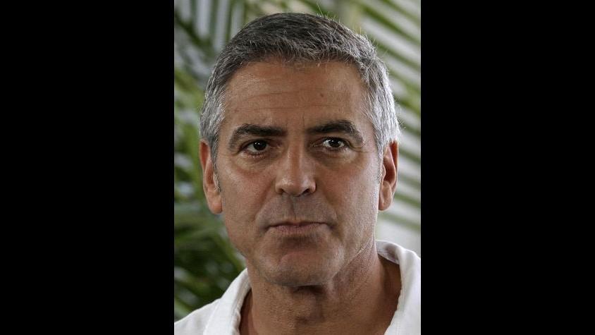 George Clooney a Cancun per promuovere il suo nuovo 'Ides of March'