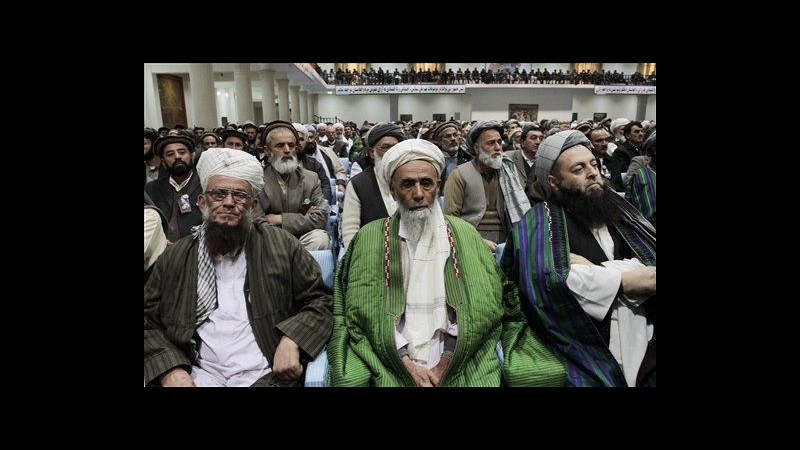 Afghanistan, 2 razzi contro Loya jirga a Kabul: mancati obiettivi