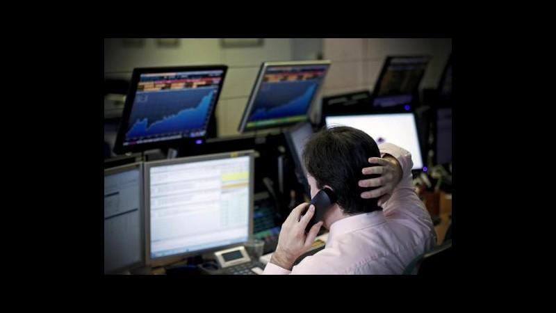 Borsa, riunione in Consob: nel mirino le vendite allo scoperto