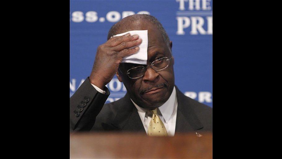 Usa 2012, figuraccia di Cain: balbetta sulla Libia