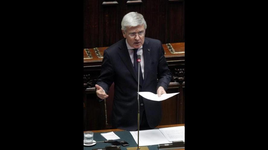 Romani: Ci auguriamo che Pil cresca dell'1,2% nel 2012