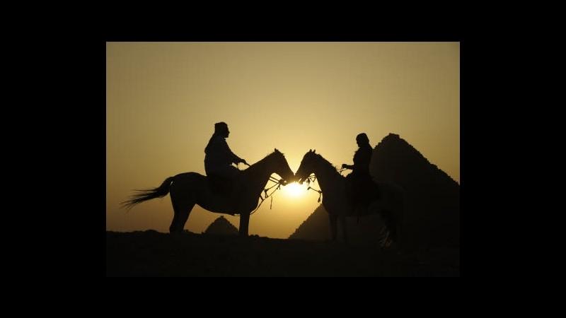 Egitto chiude piramide di Cheope per voci su riti legati a 11.11.2011