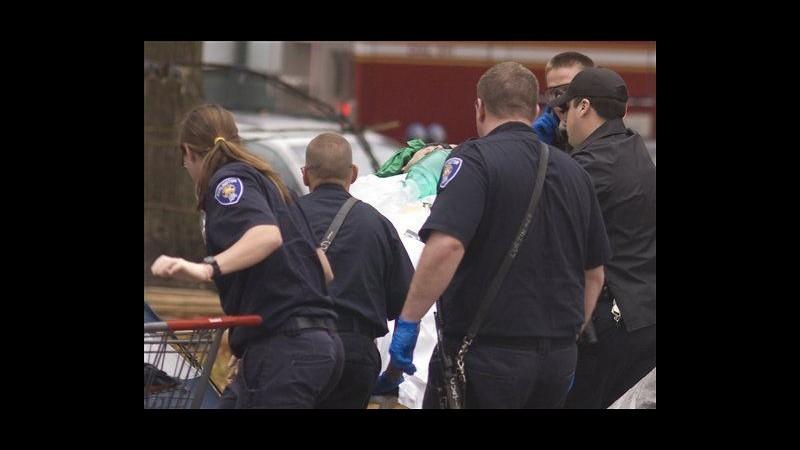 Usa, veterano si uccide in campo Occupy Wall Street del Vermont