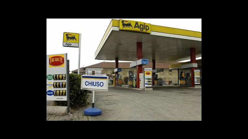 Benzina, Faib e Fegica: Sospeso sciopero gestori del 26 e 27 luglio