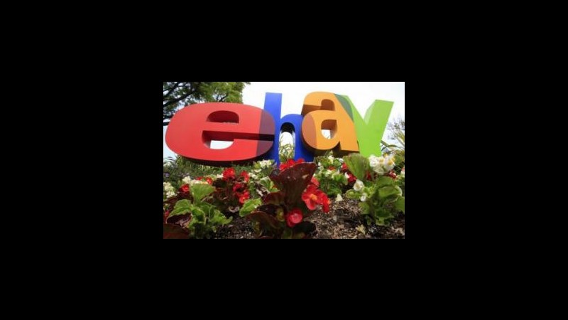 EBay, utile -31% ma pesa acquisizione GSI, ricavi a 2,76 mld dollari