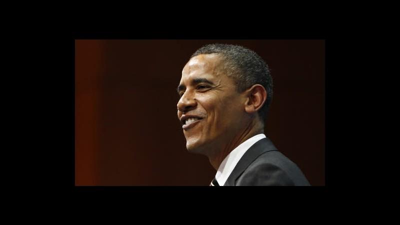 Usa, Obama: Bene proposta 'Banda dei sei' su debito, ma tempo scade
