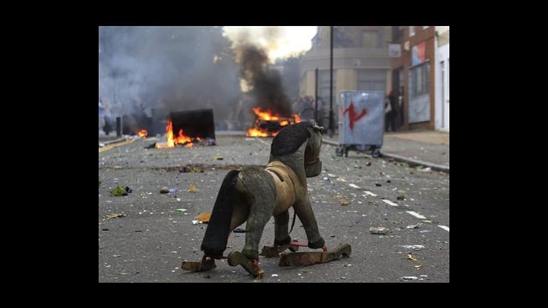 Londra, inchiesta: Nessuna prova che Duggan esplose colpi