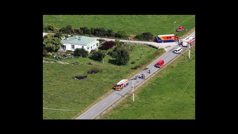 Precipita mongolfiera in Nuova Zelanda: morti gli 11 a bordo