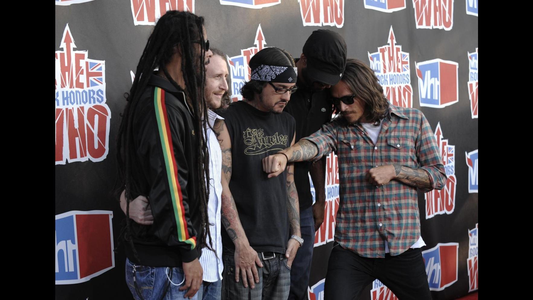 Dopo Kravitz, Cure e Radiohead, al Rock in Roma arrivano gli Incubus