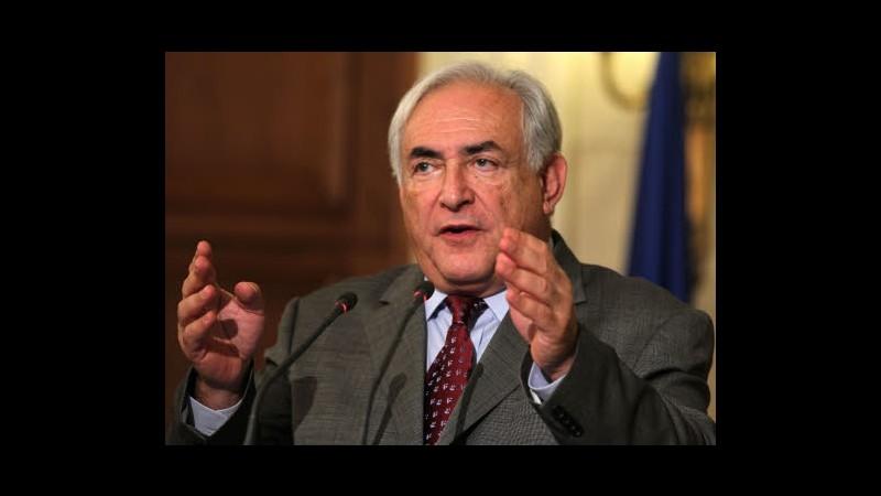Strauss-Kahn interrogato da polizia Lille su giro prostituzione