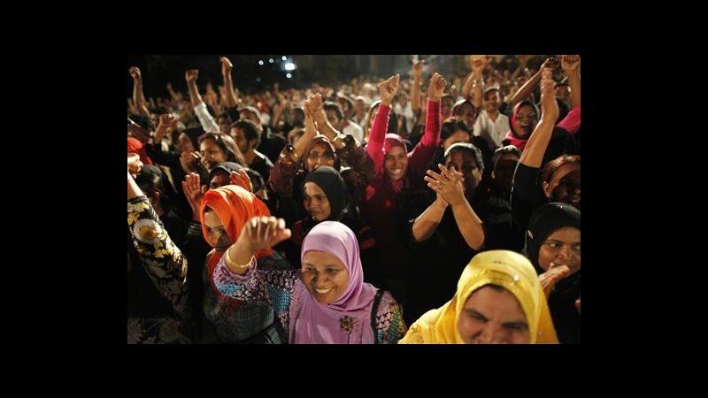 Maldive, Hassan invita partito Nasheed a entrare in coalizione governo