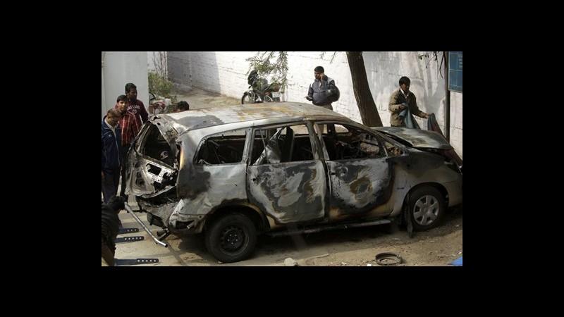 Esplosioni a Bangkok, secondo Israele c'è la mano dell'Iran