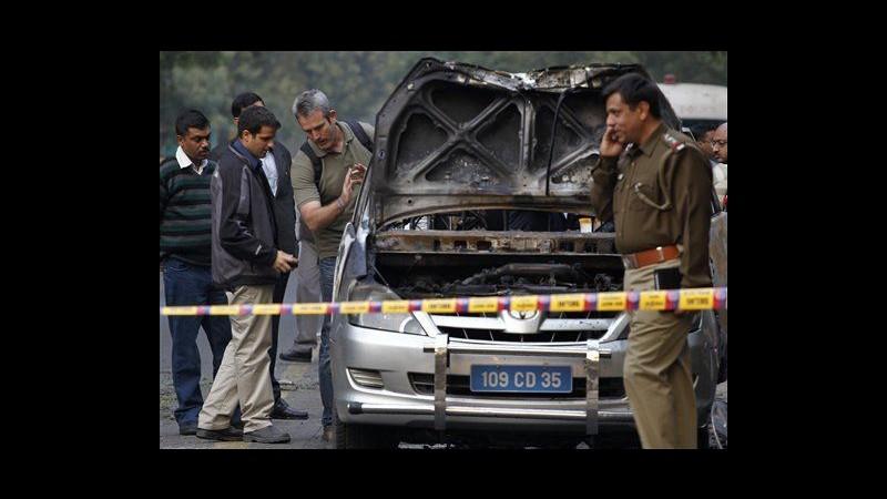Doppio attentato a diplomatici israeliani in India e Georgia