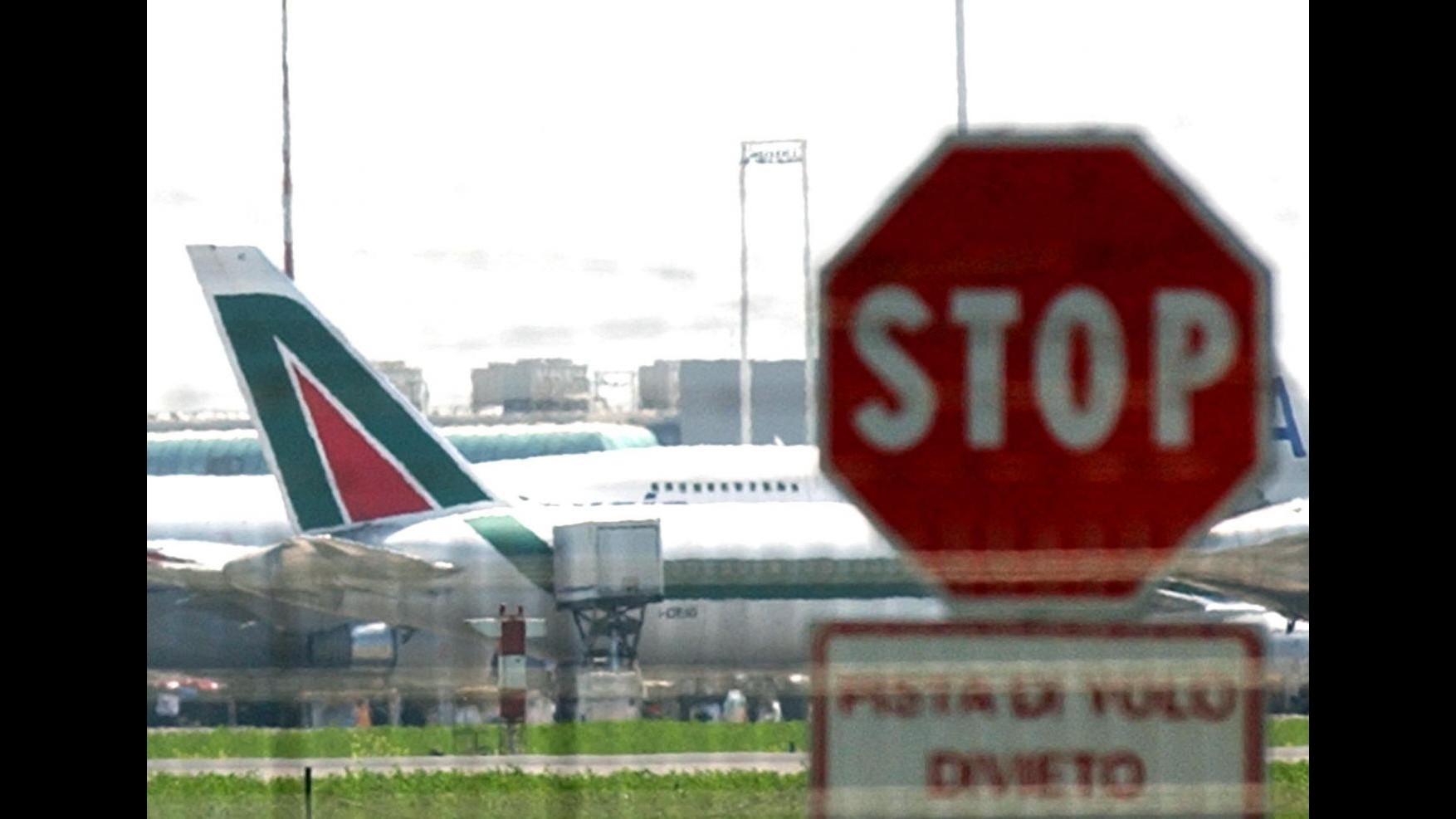 Maltempo, riaperto aeroporto di Ciampino