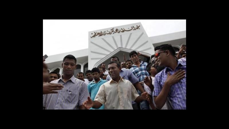 Maldive, nuovo presidente: Colpo di stato? Disponibile a indagine