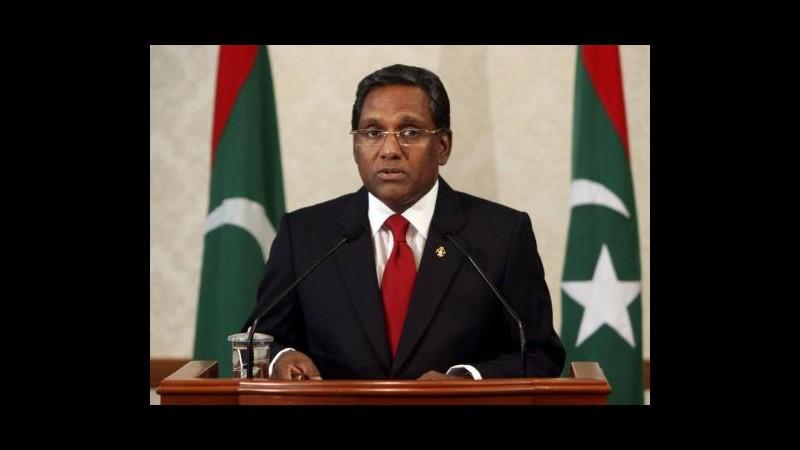 Maldive, Hassan: Disponibile a inchiesta indipendente