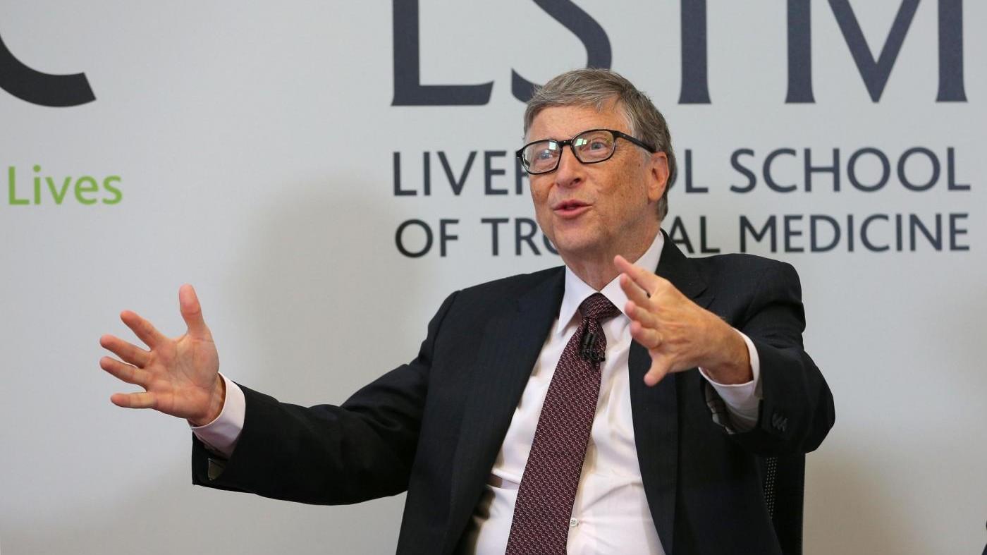Bill Gates: Sono stato in cura da uno psicologo infantile