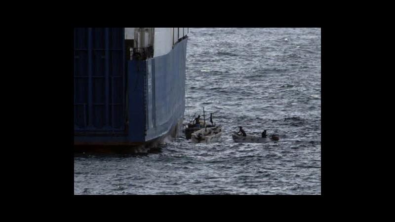 Somalia, morti 2 ostaggi in scontro fra pirati e marina danese
