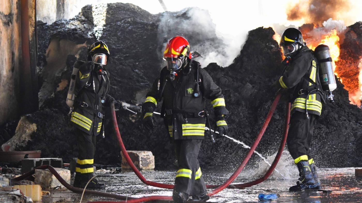 Incendi, sindaco Monreale: 20 bambini evacuati da asilo, stanno bene