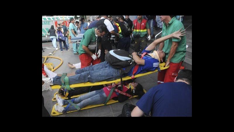 Argentina, incidente ferroviario: 49 morti