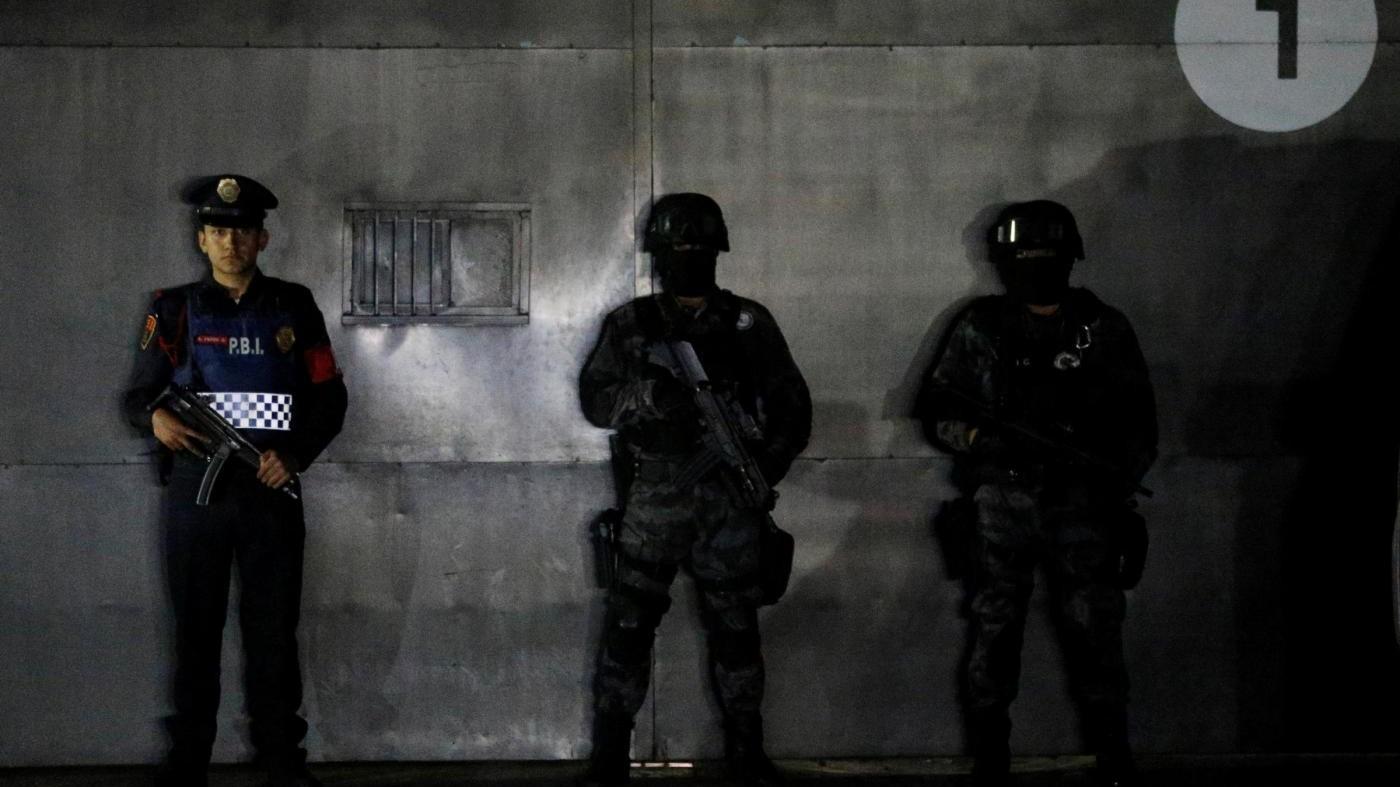Messico, trovati 7 corpi decapitati vicino casa 'El Chapo' in Sinaloa
