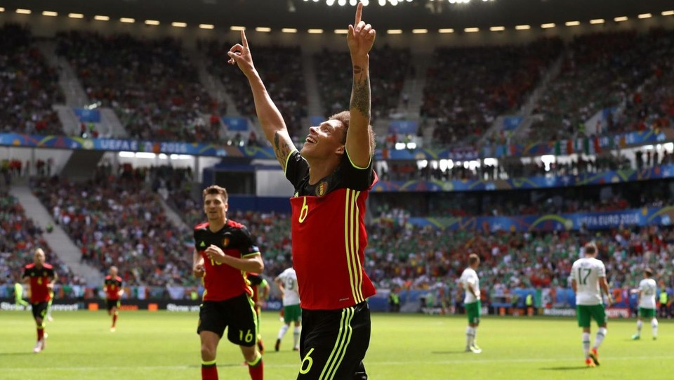 Euro 2016, Belgio-Irlanda 3-0: Italia prima nel girone