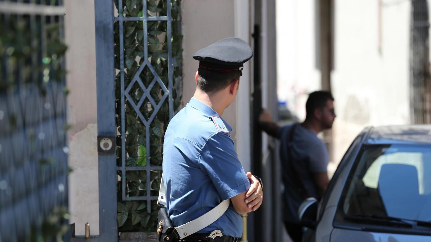 Roma, donna trovata morta impiccata a Ciampino