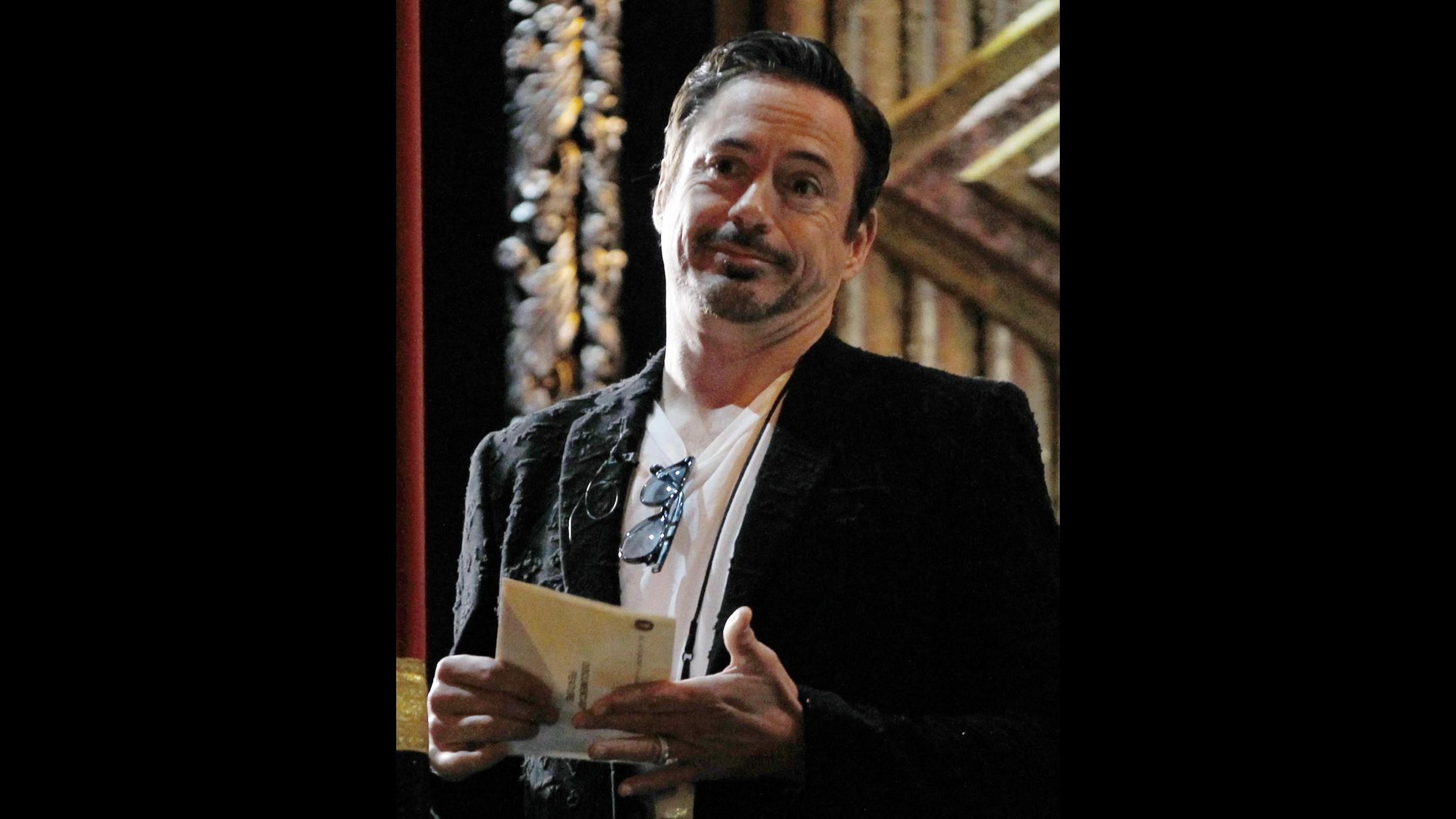 Robert Downey Jr.: Per la Johansson sono come un fratello maggiore