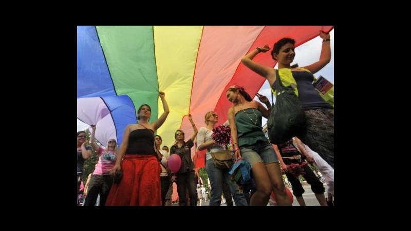 Corte diritti Ue respinge appello coppia gay su adozione in Francia