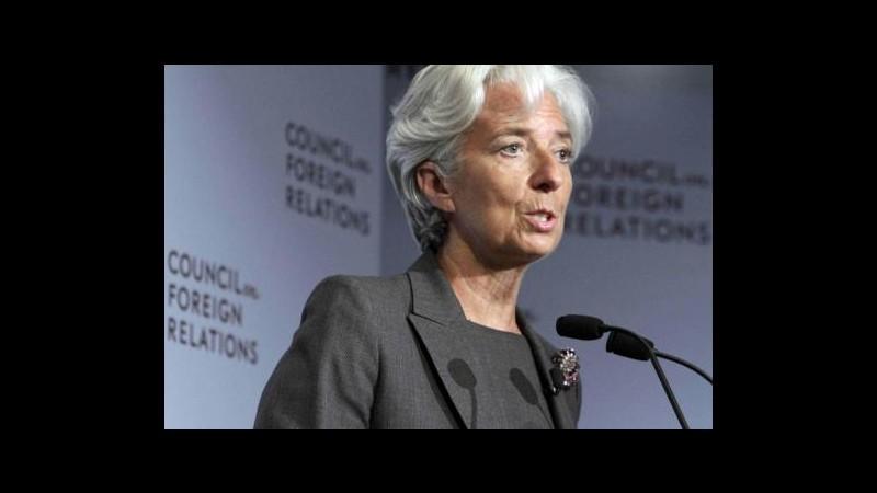Nuovo scandalo nell'Fmi, Lagarde indagata per abuso d'ufficio