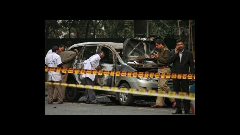 India, attacco a diplomatici Israele: mandato d'arresto per 3 iraniani