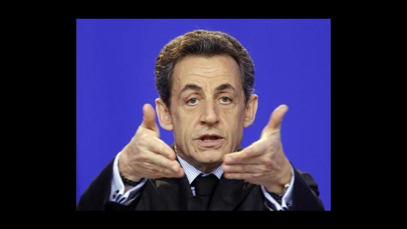 Siria, Sarkozy: Assad va mandato alla Corte penale internazionale