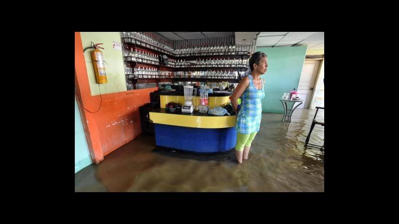Cile, alluvioni vicino confine con Perù: treno bloccato, 600 evacuati