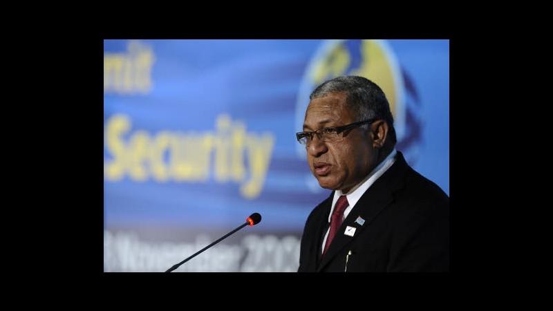 Fiji avranno nuova Costituzione, via alle consultazioni