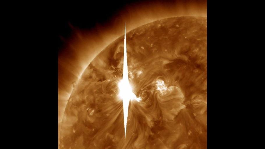 Rilevata forte tempesta solare, rischio danni a gps e reti elettriche