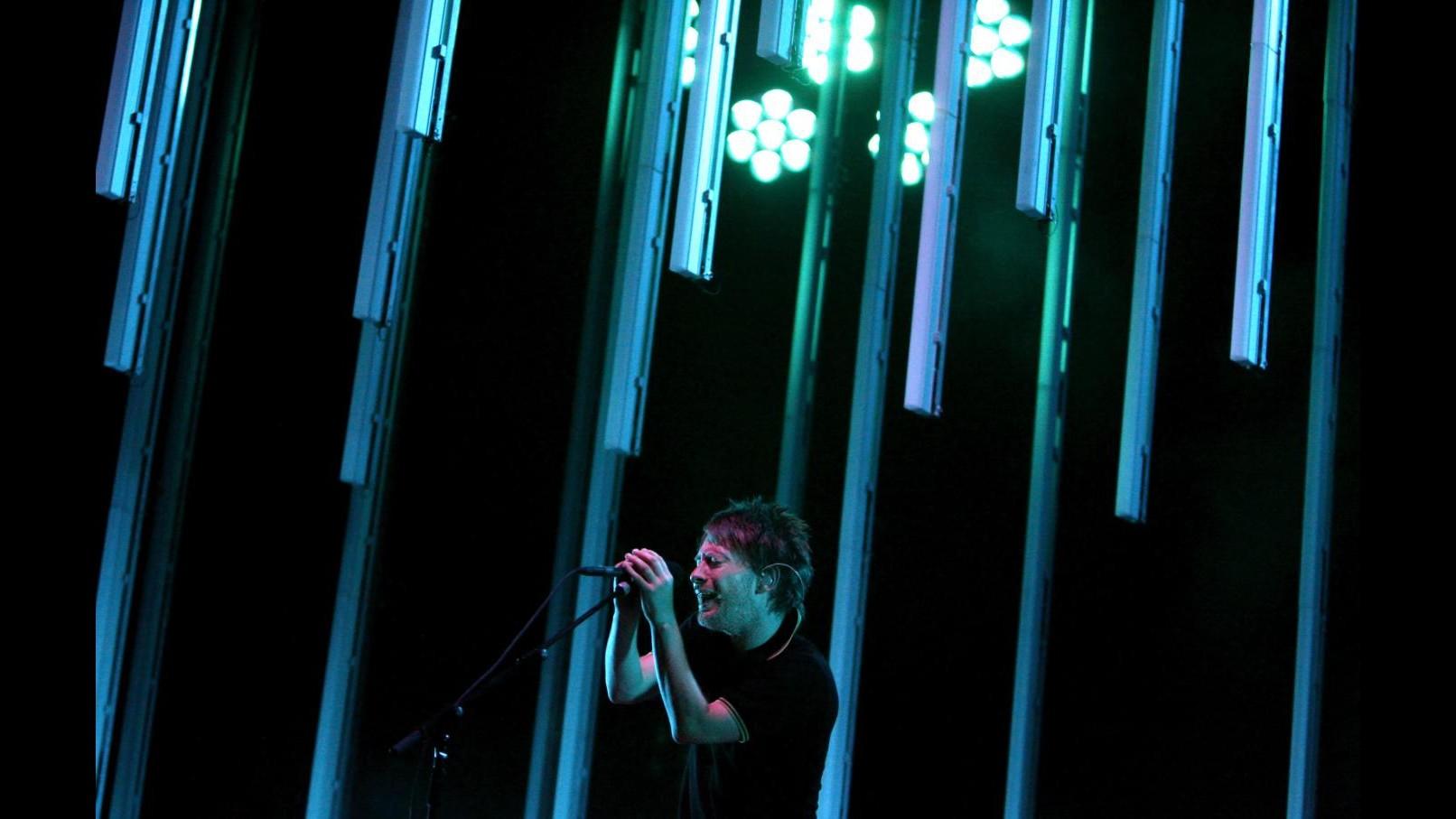 I Radiohead annunciano un nuovo tour di concerti per fine anno