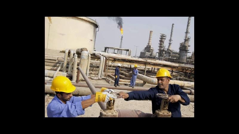 Libia, Recchi (Eni): Si riapre mercato che vale 13% nostro fatturato