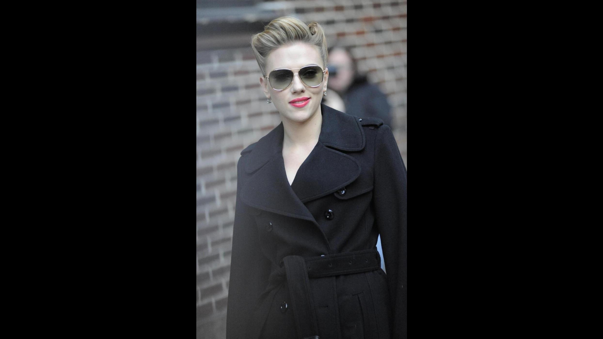 Scarlett Johansson: Non penso di essere un sex symbol