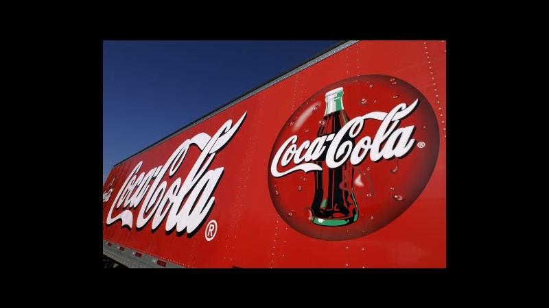 Coca Cola investirà 4 mld di dollari in Cina dal 2012 per tre anni