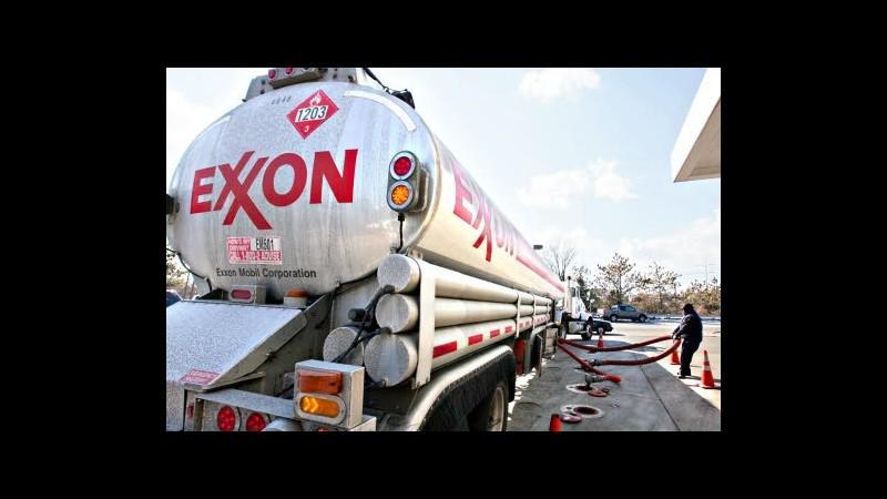 Malesia, Exxon vende impianti raffinazione e stazioni benzina