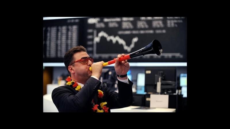 Borsa, Europa contrattacca la speculazione e volano i mercati