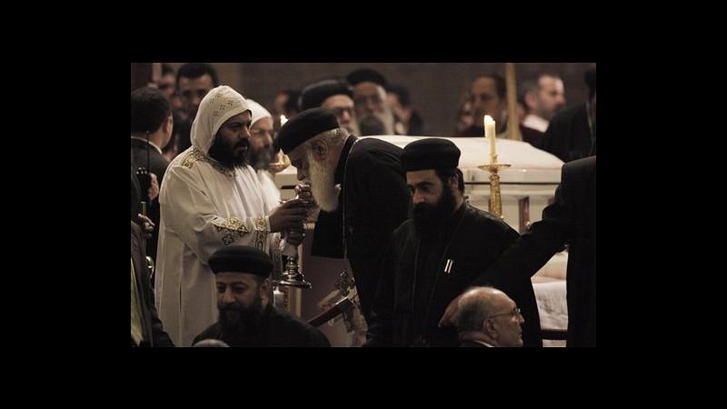 Egitto, papa copto Shenouda III sepolto nel monastero di San Bishoy