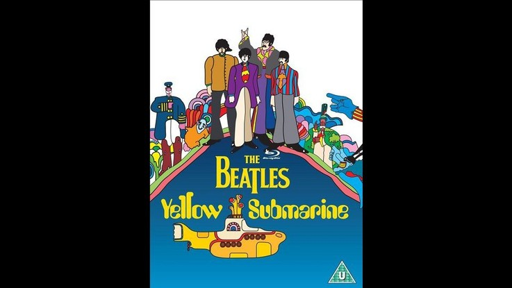 Lo yellow submarine dei beatles tornerà a navigare in dvd