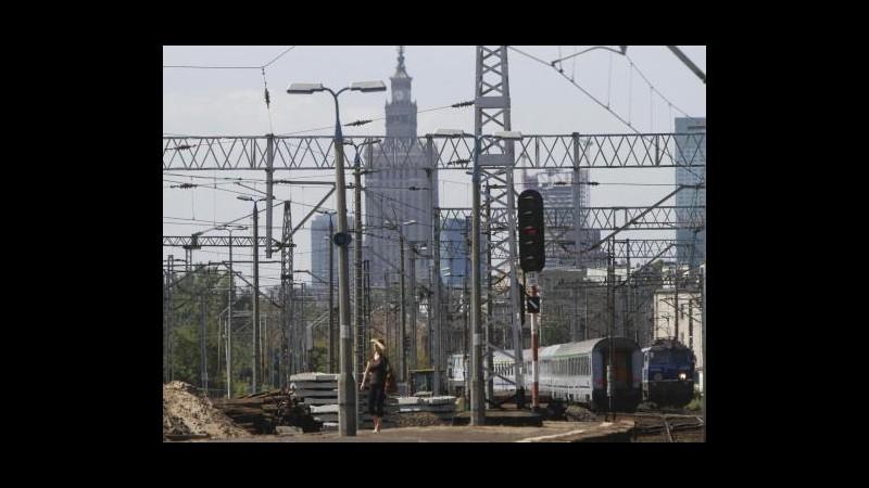 Astaldi si aggiudica nuovo contratto ferroviario in Polonia