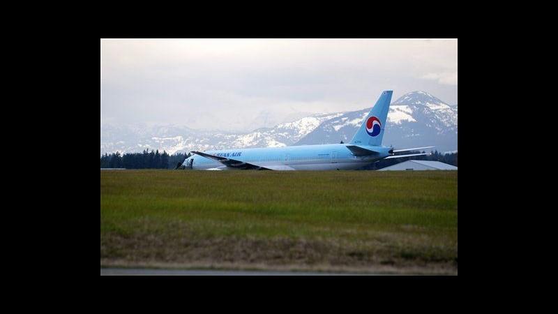Allarme bomba su volo Korean Airlines, atterraggio emergenza in Canada