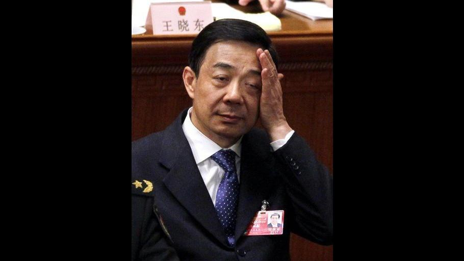 Cina, Bo Xilai sospeso da Politburo Partito comunista, moglie indagata